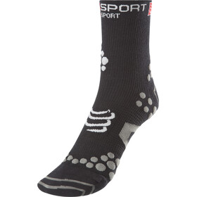 Compressport Racing Winter Run V2.1 Chaussettes, black